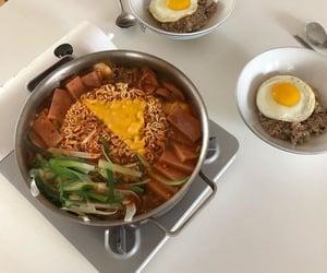 food, korean, and korean food image