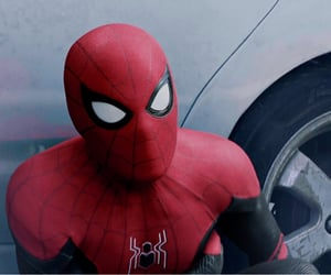 spider-man and peter parker image