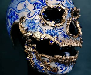 blue, curiosities, and memento image