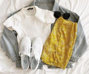 flatlay fashion image