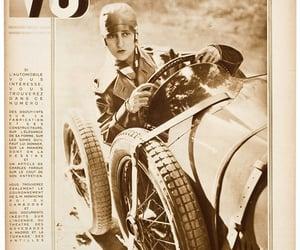 1920s, magazine, and vu image