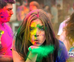 holi message in hindi and holi message for whatsapp image