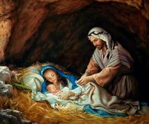 natal, kristen, and religi image