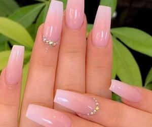 girls, girly, and manicure image