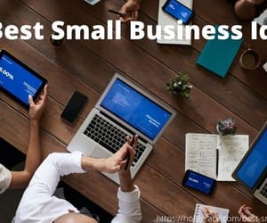 best small business ideas image