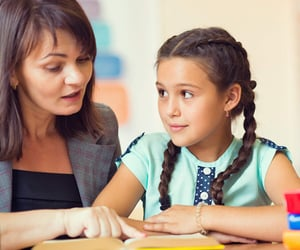 education, teacher, and special education image