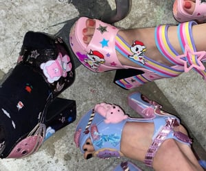 Nancy, pink, and momoland image