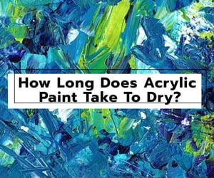 acrylic, arts, and paints image