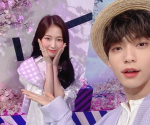 txt, oh my girl, and arin image