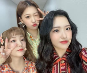 girl group, olivia hye, and k-pop image