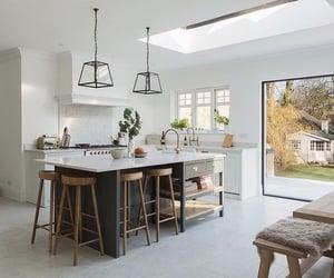 decor, interior design, and kitchen image