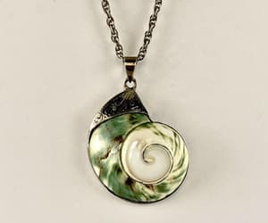 etsy, vintage pendant, and jewelry gift image