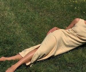 beautiful, dress, and lawn image