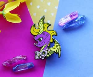 accessories, boho, and dragon image