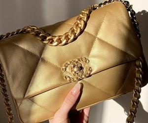bag, brand, and coco chanel image