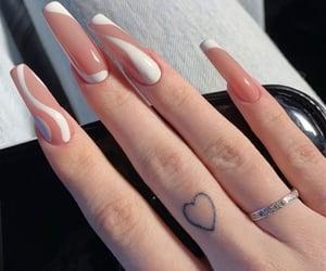 acrylics, tattoo, and nailsart image