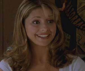 sarah michelle gellar and buffy summers image