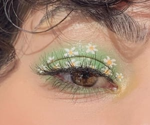 theme, eye, and aesthetic image