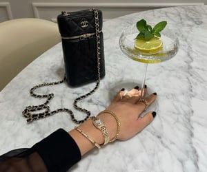 accessories, bracelet, and chanel image