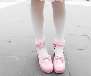 fashion, lolita, and pink image