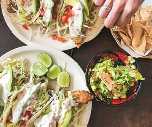 mexican food and tacos image