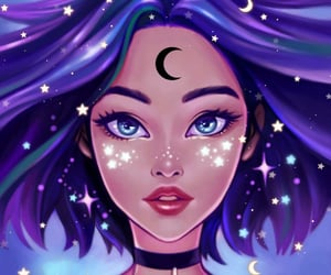 🌙, 🌠, and 🌌 image