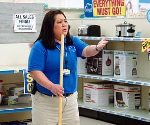 america ferrera, tv show, and superstore image