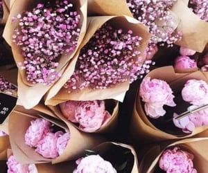 bouquet, rosses, and flowers image
