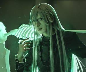 cosplay, kuroshitsuji, and undertaker image