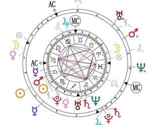 astrology, mapaastral, and witch image