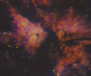 space, vhs, and video image
