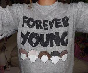 one direction, Forever Young, and liam payne image