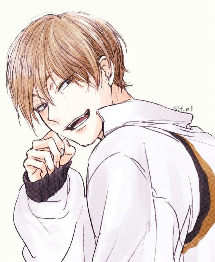 anime, haikyu, and nishinoya image