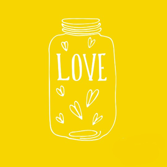 cute, heart, and sunshine image