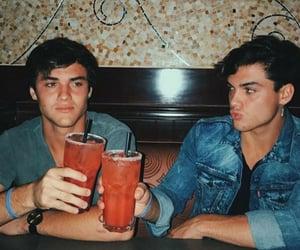 twins, ethan dolan, and dolan twins image