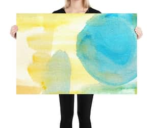 abstract design, Abstract Painting, and wall poster image