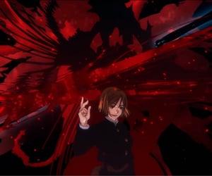 anime, nobarakugisaki, and nobara image