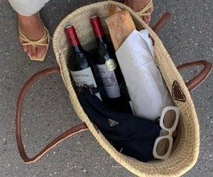 wine, aesthetic, and fashion image