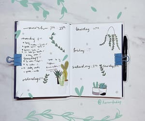 bujo, bullet journal, and bullet journal cover page image
