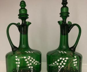 bottles, vessels, and glass image