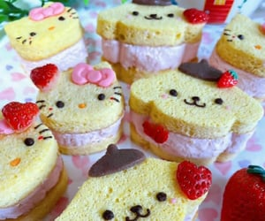 cute food, cute, and aesthetic image
