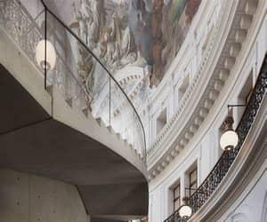 architecture, art, and concrete image