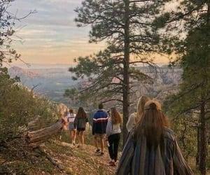 camping, amigos, and aventura image