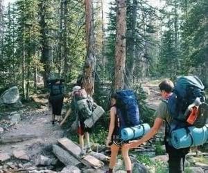 amigos, aventura, and naturaleza image