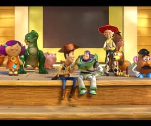 disney, toy story 3, and animated movie image