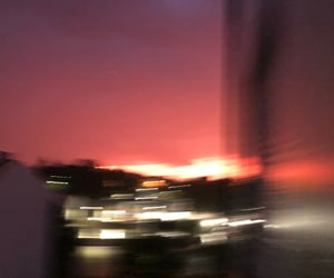 blurry, night, and photo image