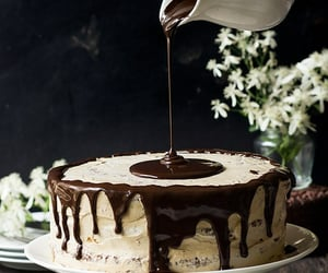 cake, delicious, and fitness image