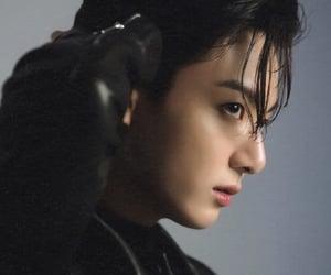 bad boy, korean, and jungkook image