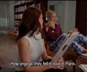 paris, love, and quotes image