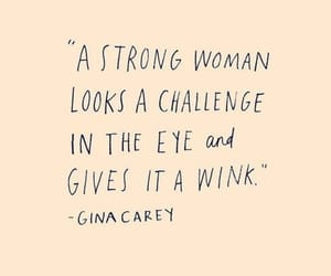 quotes, strong, and girl power image
